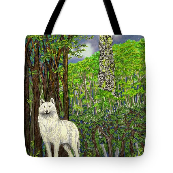 The Glass Tote Bag