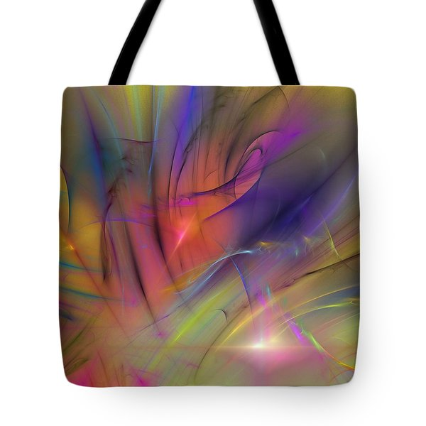 The Gloaming Tote Bag by David Lane