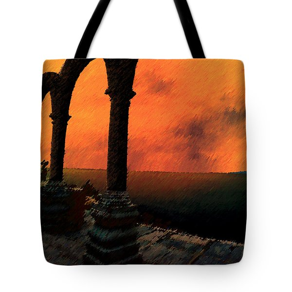 The Gloaming Tote Bag by Paul Wear