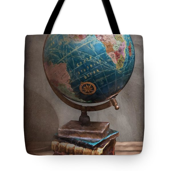 The Globe Tote Bag