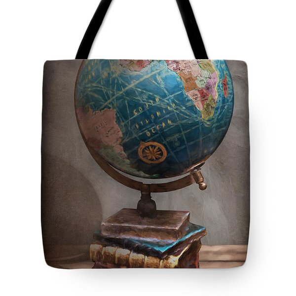 The Globe Tote Bag