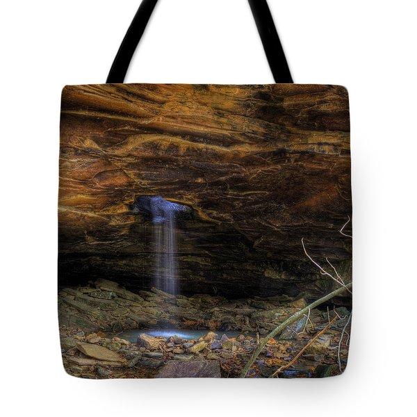 The Glory Hole Tote Bag