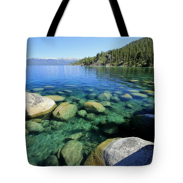 Tote Bag featuring the photograph The Glory Of Morning by Sean Sarsfield