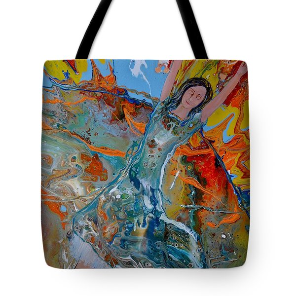 The Glory Of The Lord Tote Bag