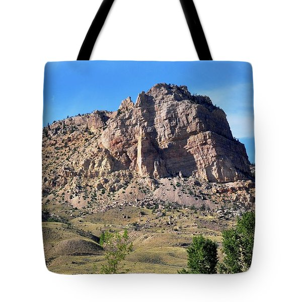 The Glory Of Wyoming Tote Bag