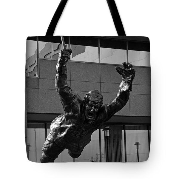 The Goal Tote Bag by Mike Martin