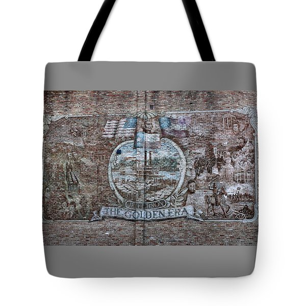 Tote Bag featuring the photograph The Golden Era by Ellen O'Reilly