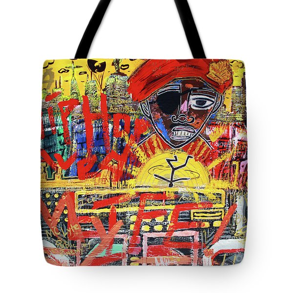The Golden Era Tote Bag