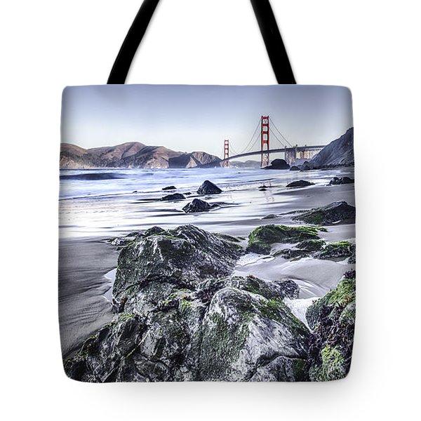 The Golden Gate Bridge Tote Bag