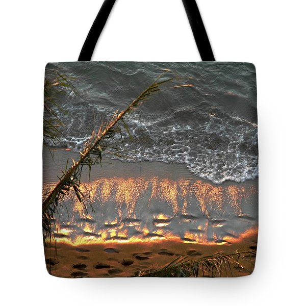 The Golden Moment IIi Tote Bag