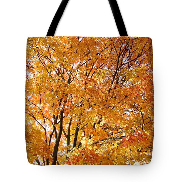 The Golden Takeover Tote Bag