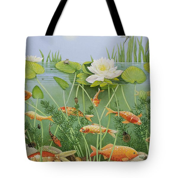 The Golden Touch Tote Bag