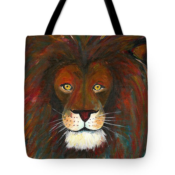 The Good And Terrible King Tote Bag