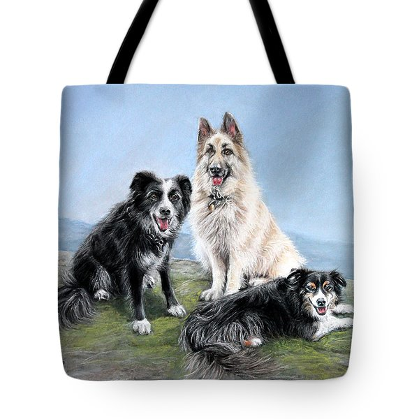The Good Companions Tote Bag