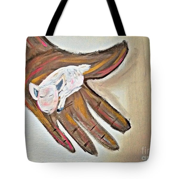 The Good Shepherd Tote Bag