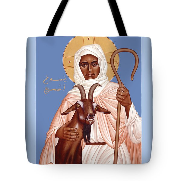 The Good Shepherd - Rlgos Tote Bag
