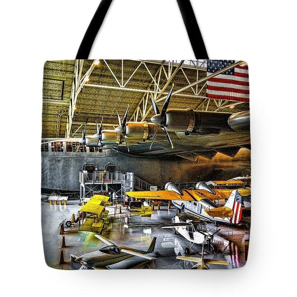 The Goose Tote Bag