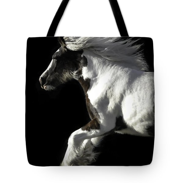 The Gorgeous Filly Tote Bag
