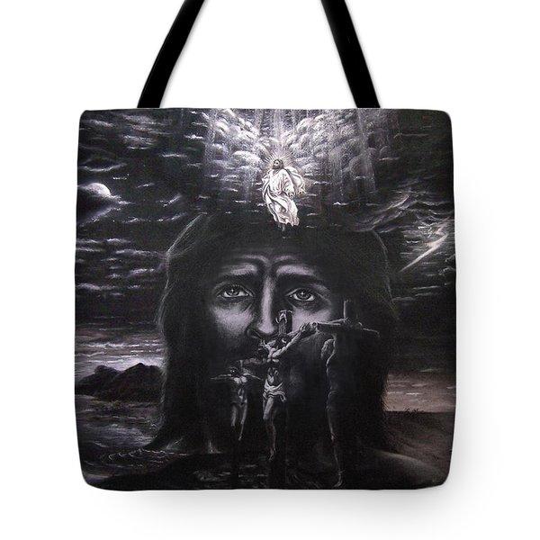 The Gospel Tote Bag by Bill Stephens