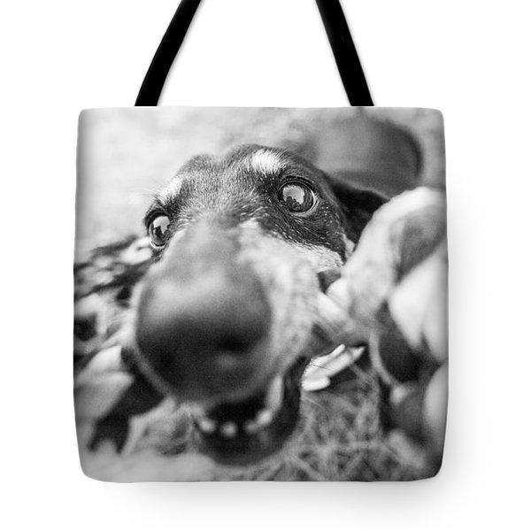 The Grab Tote Bag