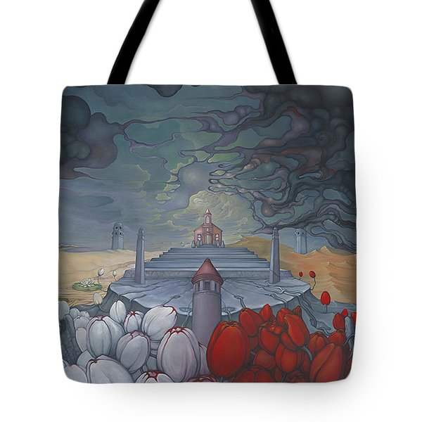 The Graduates Of Peshawar Tote Bag