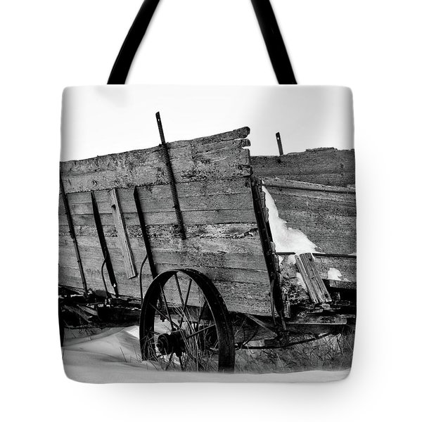 The Grain Wagon Tote Bag