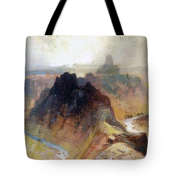 The Grand Canyo Tote Bag
