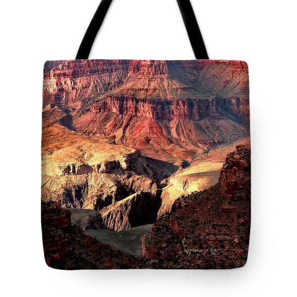 The Grand Canyon I Tote Bag by Tom Prendergast