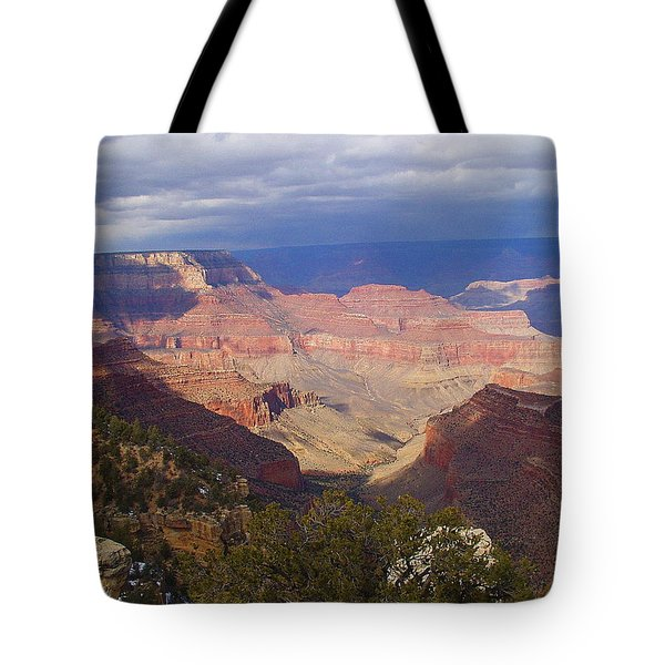 The Grand Canyon Tote Bag by Marna Edwards Flavell