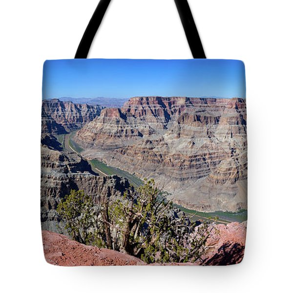 The Grand Canyon Panorama Tote Bag