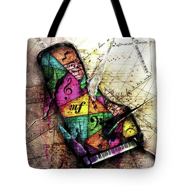 The Grand Illusion  Tote Bag by Gary Bodnar