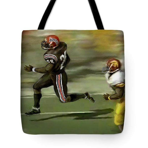 Tote Bag featuring the photograph The Grand Marshall by Don Olea