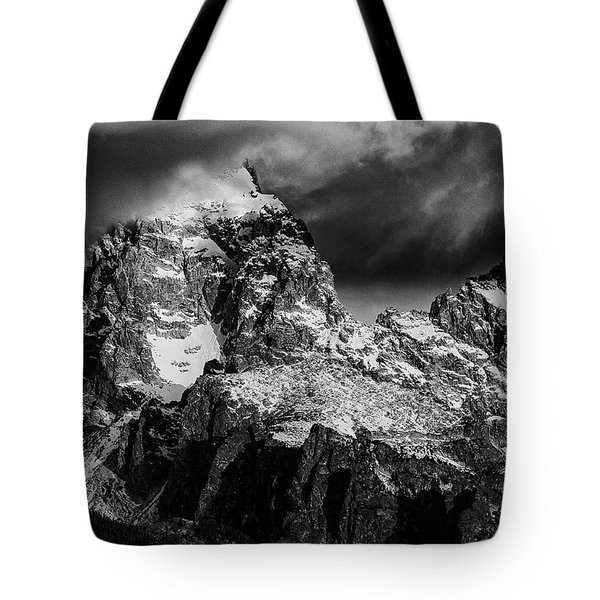 The Grand Teton Tote Bag by Gary Lengyel