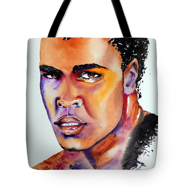 The Great Ali Tote Bag
