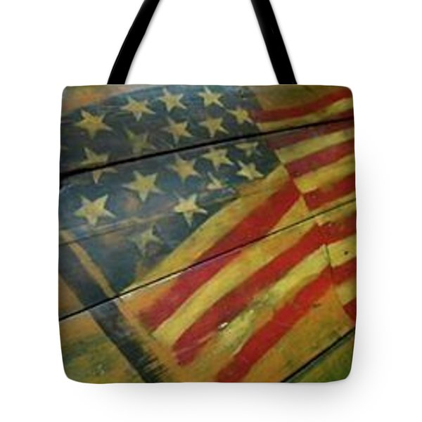 The Great American West Cafe  Tote Bag
