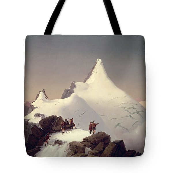 The Great Bellringer Tote Bag by Marcus Pernhart