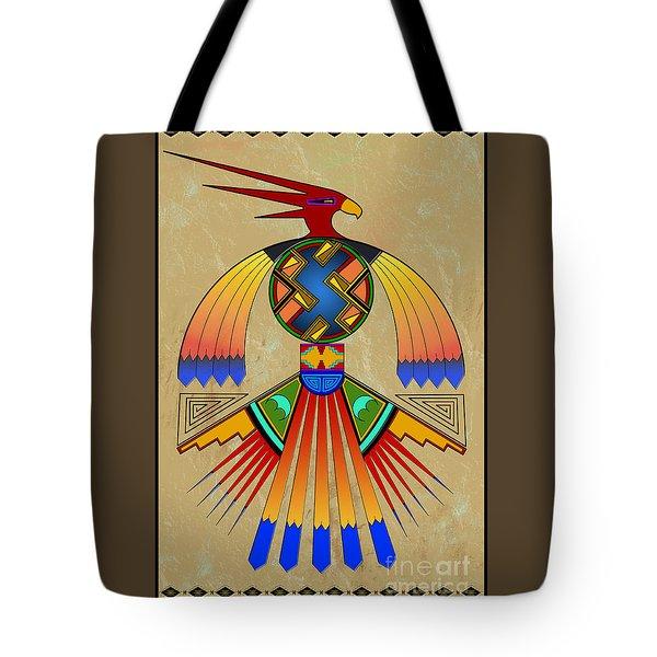The Great Bird Spirit Tote Bag