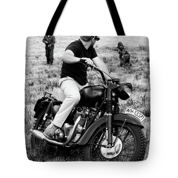 The Great Escape Tote Bag