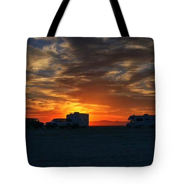 The Great Gig In The Sky Tote Bag