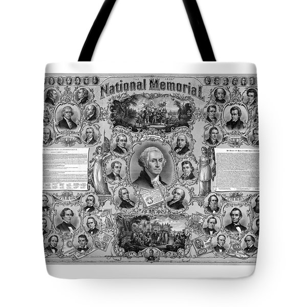 The Great National Memorial Tote Bag