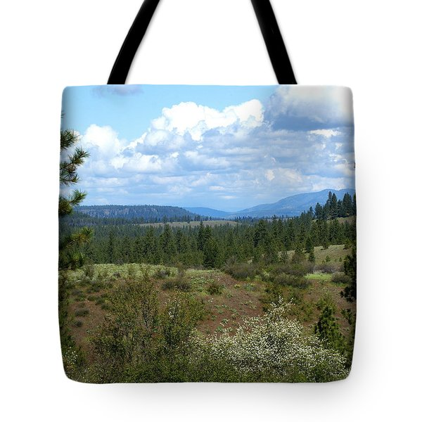 Tote Bag featuring the photograph The Great Northwest by Ben Upham III