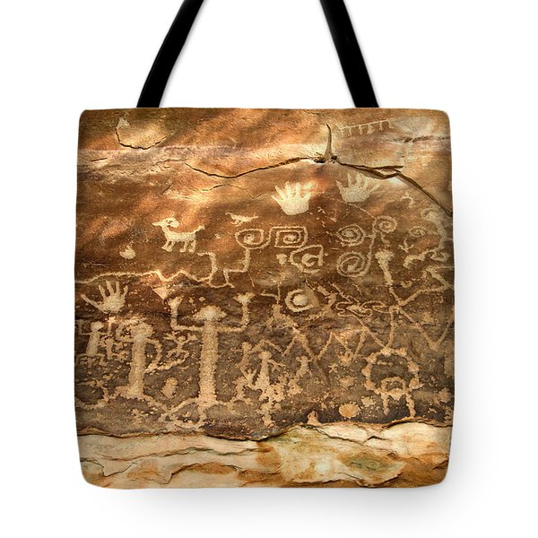 The Great Panel Tote Bag by David Lee Thompson