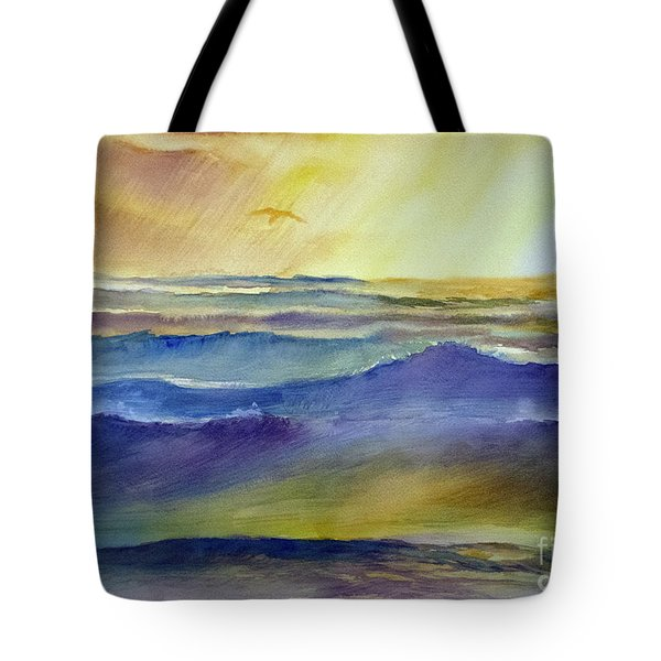 The Great Sea Tote Bag