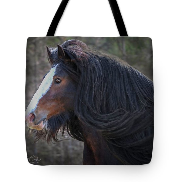The Great Warrior Tote Bag