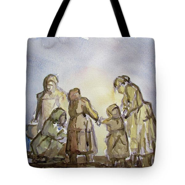 The Greatest Ever Drawing Tote Bag