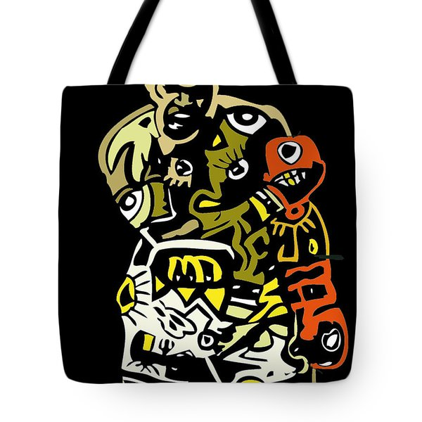 The Greatest  Tote Bag by Kamoni Khem