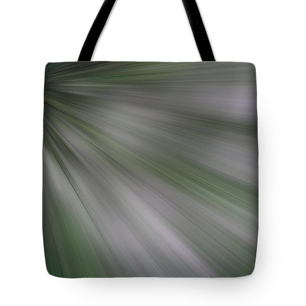 The Green Array Tote Bag