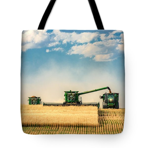 The Green Machines Tote Bag