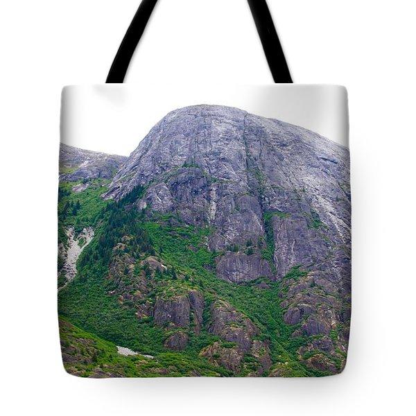 The Greene Hills In Alaska Tote Bag
