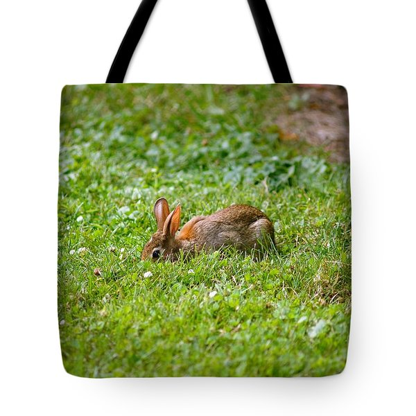 The Greener Grass Tote Bag